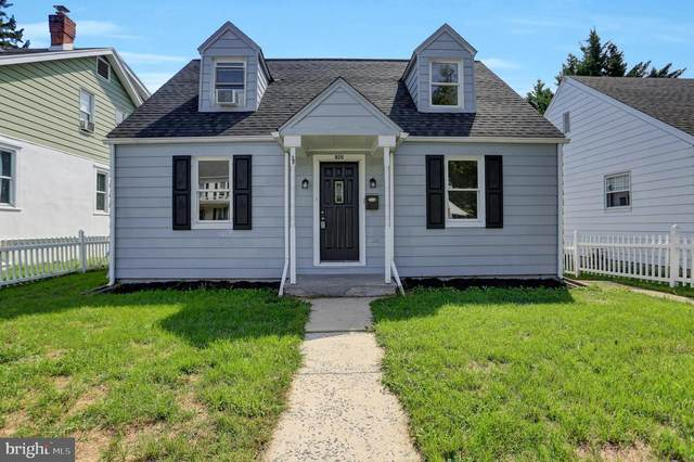 920 Chestnut Street, HAGERSTOWN, MD 21740 (#MDWA2002130) :: The Maryland Group of Long & Foster Real Estate
