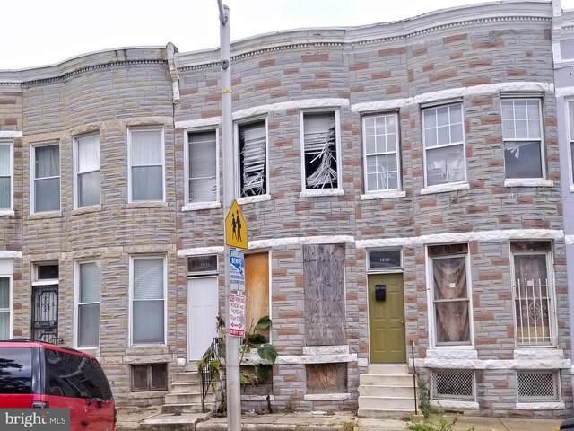 1916 Cecil Avenue, BALTIMORE, MD 21218 (#MDBA2011552) :: The Vashist Group