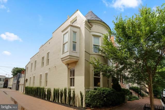 1248 31ST Street NW, WASHINGTON, DC 20007 (#DCDC2012182) :: Crossman & Co. Real Estate