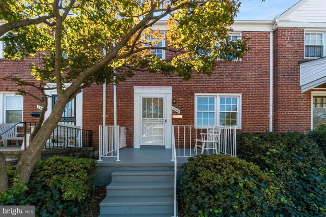 1309 E Northern Parkway, BALTIMORE, MD 21239 (#MDBA2011586) :: The Miller Team