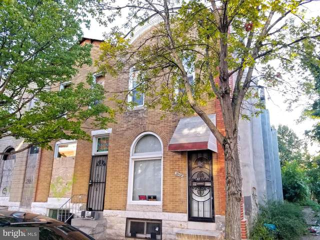 2457 Brentwood Avenue, BALTIMORE, MD 21218 (#MDBA2011590) :: New Home Team of Maryland