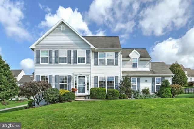 695 Monarch Drive, YORK, PA 17403 (#PAYK2005838) :: The Craig Hartranft Team, Berkshire Hathaway Homesale Realty