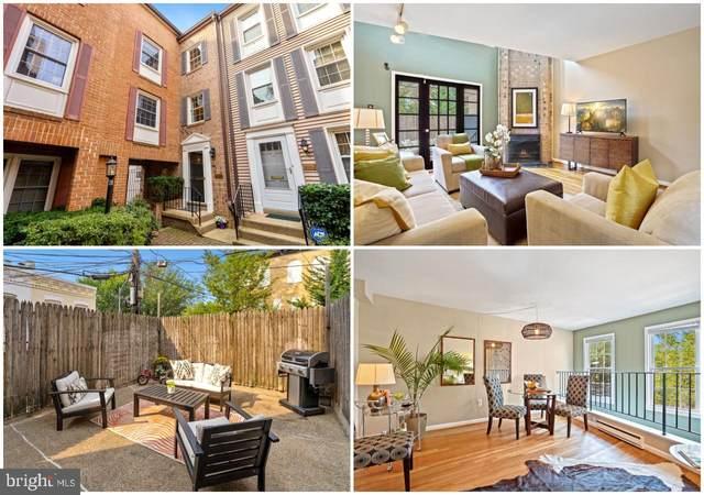 900 24TH Street NW H, WASHINGTON, DC 20037 (#DCDC2012420) :: Great Falls Great Homes