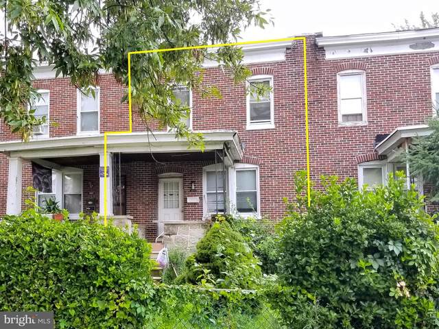 3619 Oakmont Avenue, BALTIMORE, MD 21215 (#MDBA2011738) :: SURE Sales Group