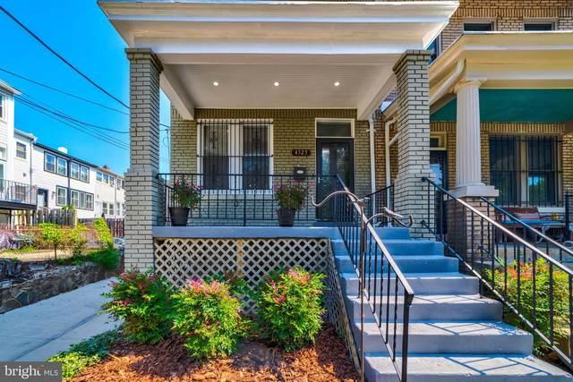 4325 7TH Street NW, WASHINGTON, DC 20011 (#DCDC2012584) :: Crossman & Co. Real Estate