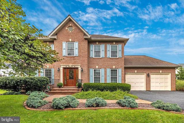 9034 Spring Valley Drive, FREDERICK, MD 21701 (#MDFR2005712) :: VSells & Associates of Compass