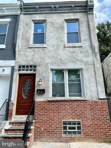 2433 N Garnet Street, PHILADELPHIA, PA 19132 (#PAPH2028610) :: Team Martinez Delaware