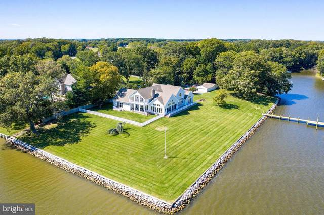 212 Wye Road, QUEENSTOWN, MD 21658 (MLS #MDQA2001012) :: Maryland Shore Living | Benson & Mangold Real Estate