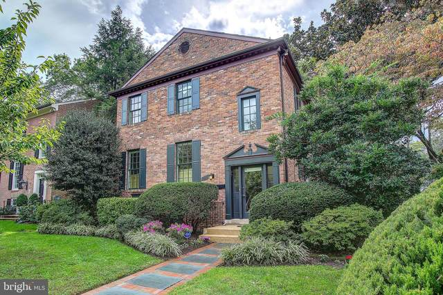 4658 Upton Street NW, WASHINGTON, DC 20016 (#DCDC2012866) :: Integrity Home Team
