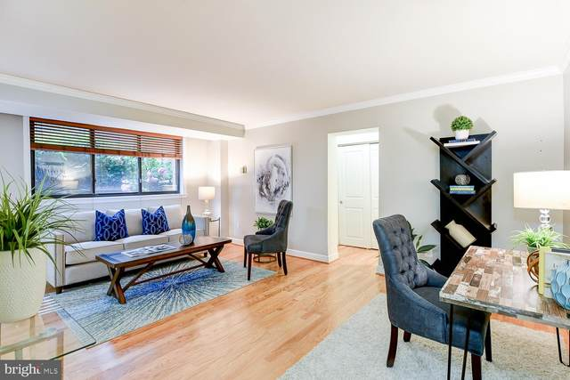 2725 39TH Street NW #108, WASHINGTON, DC 20007 (#DCDC2012878) :: Ultimate Selling Team