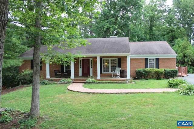 1724 Old Forge Rd, CHARLOTTESVILLE, VA 22901 (#622003) :: Shamrock Realty Group, Inc