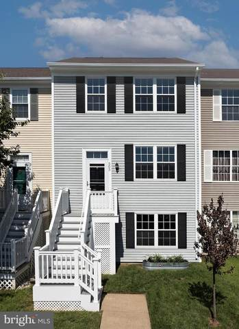 505 Radford Terrace NE, LEESBURG, VA 20176 (#VALO2008288) :: Gail Nyman Group