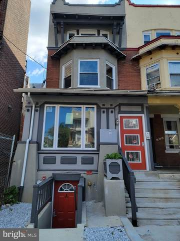 207 S 49TH Street, PHILADELPHIA, PA 19139 (#PAPH2029258) :: Tom Toole Sales Group at RE/MAX Main Line