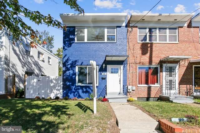 30 Sheridan Street NE, WASHINGTON, DC 20011 (#DCDC2013134) :: EXIT Realty Enterprises