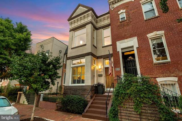 1511 Marion Street NW, WASHINGTON, DC 20001 (#DCDC2013148) :: Pearson Smith Realty