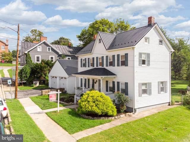 6 Washington Street, MIDDLETOWN, MD 21769 (#MDFR2005866) :: Shamrock Realty Group, Inc