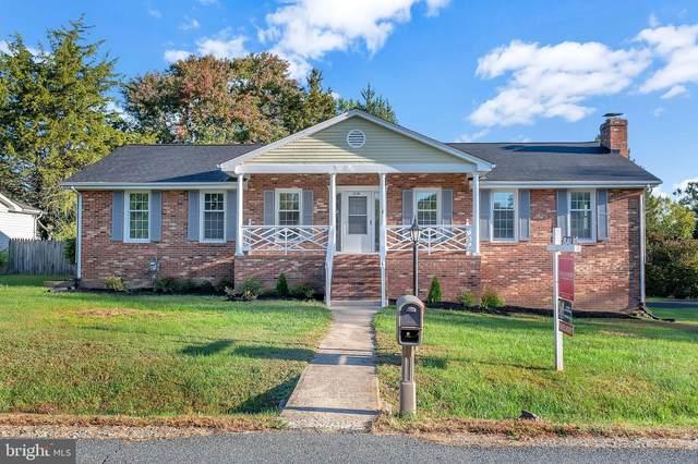 219 Butternut Drive, FREDERICKSBURG, VA 22408 (#VASP2002838) :: Debbie Dogrul Associates - Long and Foster Real Estate