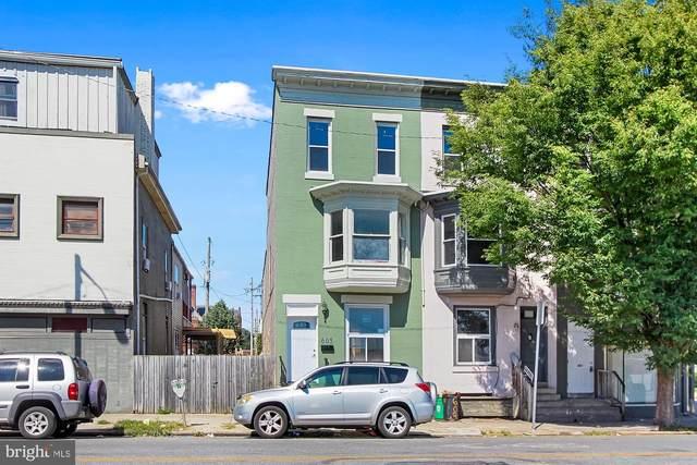 605 W Market Street, YORK, PA 17401 (#PAYK2006130) :: The Craig Hartranft Team, Berkshire Hathaway Homesale Realty