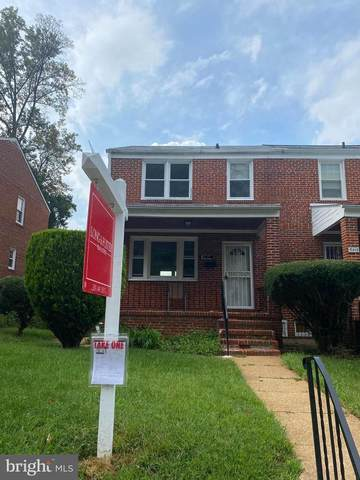 3418 Ludgate Road, BALTIMORE, MD 21215 (#MDBA2012372) :: SURE Sales Group