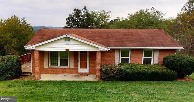 411 Lake Shore Drive, FORT ASHBY, WV 26719 (#WVMI2000254) :: Berkshire Hathaway HomeServices McNelis Group Properties
