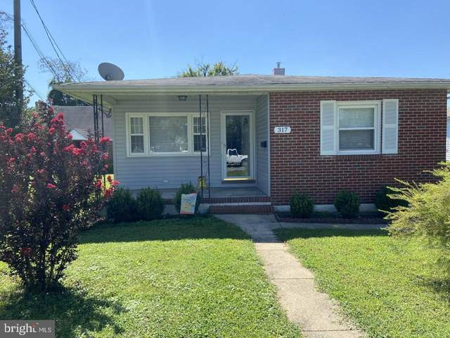 317 Townsend Road, BALTIMORE, MD 21221 (#MDBC2011134) :: SURE Sales Group