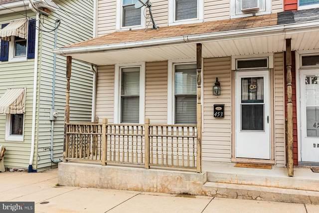 453 Manor Street, COLUMBIA, PA 17512 (#PALA2005306) :: The Craig Hartranft Team, Berkshire Hathaway Homesale Realty