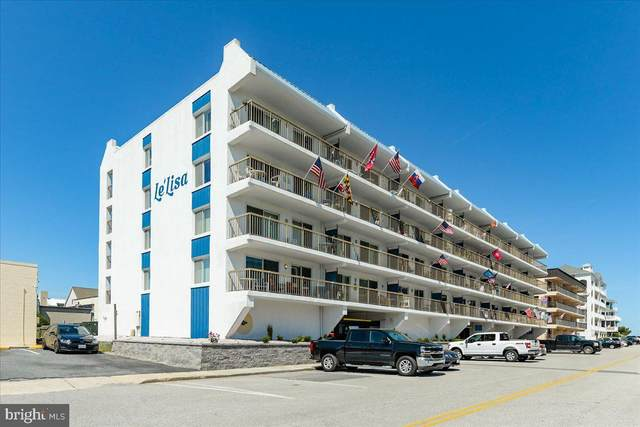 10 143RD Street #108, OCEAN CITY, MD 21842 (#MDWO2002358) :: Atlantic Shores Sotheby's International Realty