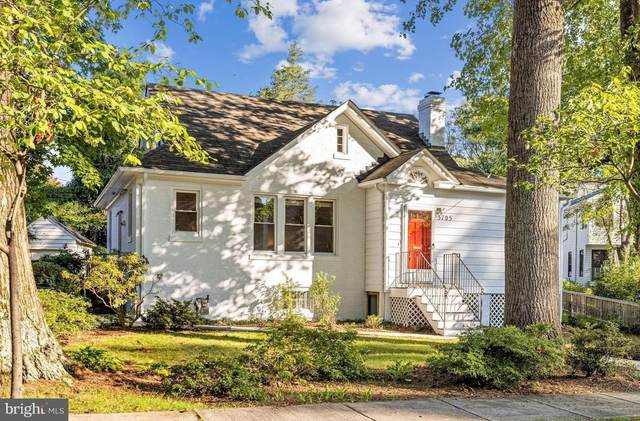 3705 Spring Street, CHEVY CHASE, MD 20815 (#MDMC2016048) :: Realty Executives Premier