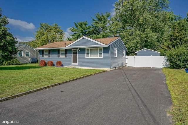 408 Hickory Lane, MOUNT LAUREL, NJ 08054 (#NJBL2007502) :: Colgan Real Estate