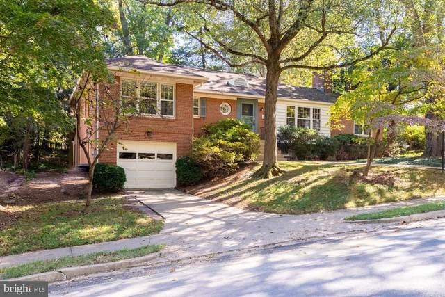 2507 N Randolph Street, ARLINGTON, VA 22207 (#VAAR2005268) :: Arlington Realty, Inc.