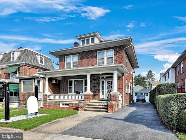 2105 Penn Avenue, WEST LAWN, PA 19609 (#PABK2004622) :: New Home Team of Maryland