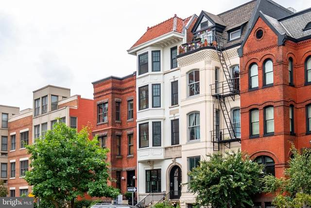 1412 15TH Street NW #6, WASHINGTON, DC 20005 (#DCDC2013786) :: Ultimate Selling Team