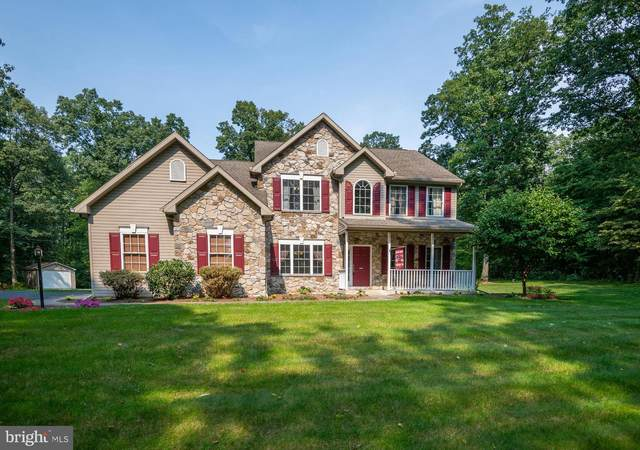 151 Hard Hill Road, KUTZTOWN, PA 19530 (#PABK2004694) :: New Home Team of Maryland