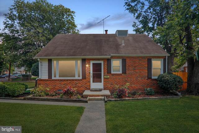 9207 50TH Place, COLLEGE PARK, MD 20740 (#MDPG2012314) :: The Maryland Group of Long & Foster Real Estate