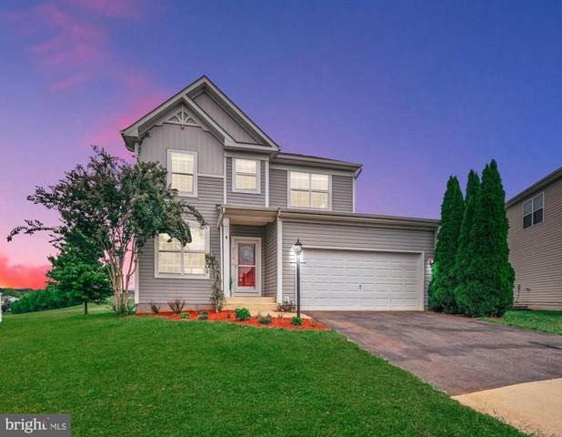 2014 Silver Bell Court, CULPEPER, VA 22701 (#VACU2000990) :: The Maryland Group of Long & Foster Real Estate