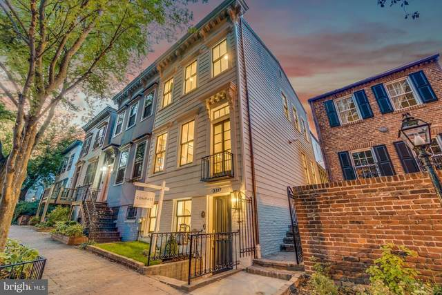 3317 Q Street NW, WASHINGTON, DC 20007 (#DCDC2013976) :: The Maryland Group of Long & Foster Real Estate