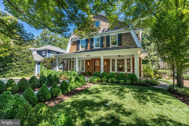 5607 Warwick Place, CHEVY CHASE, MD 20815 (#MDMC2016504) :: The MD Home Team
