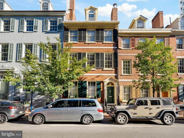 711 Spruce Street, PHILADELPHIA, PA 19106 (#PAPH2030988) :: Tom Toole Sales Group at RE/MAX Main Line