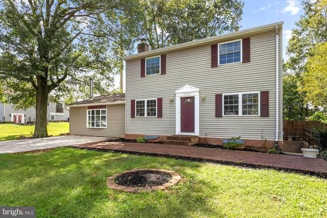 9409 Forestwood Lane, MANASSAS, VA 20110 (#VAMN2000708) :: Betsher and Associates Realtors