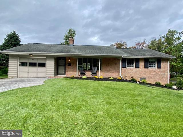 5 Ardmore Circle, NEW CUMBERLAND, PA 17070 (#PACB2003300) :: The Craig Hartranft Team, Berkshire Hathaway Homesale Realty