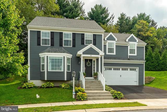 40 Myers Crossing #18, LANCASTER, PA 17602 (#PALA2005544) :: The Joy Daniels Real Estate Group