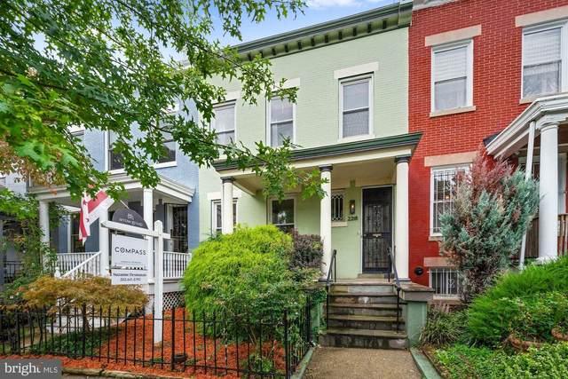 2218 Flagler Place NW, WASHINGTON, DC 20001 (#DCDC2014174) :: SURE Sales Group