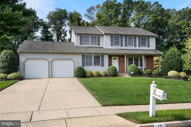 11 Oxford Drive, SEWELL, NJ 08080 (MLS #NJGL2004896) :: The Dekanski Home Selling Team