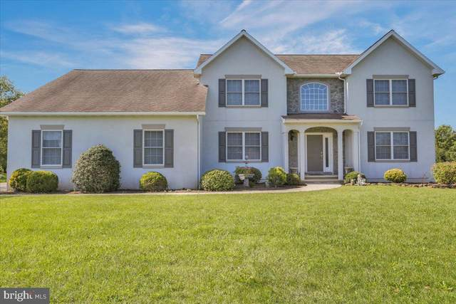 610 Manbeck Road, ROBESONIA, PA 19551 (#PABK2004750) :: The Schiff Home Team