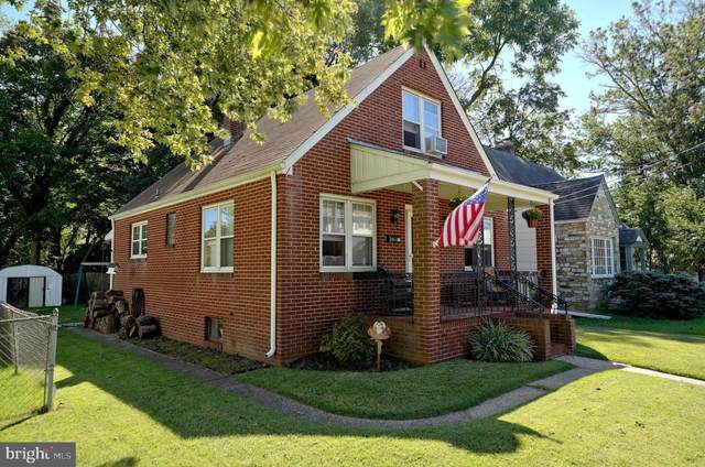 14 Stacy Ave, HAMILTON, NJ 08619 (#NJME2005166) :: Rowack Real Estate Team