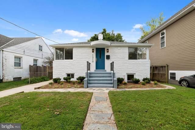 1210 N Stuart Street, ARLINGTON, VA 22201 (#VAAR2005406) :: AG Residential