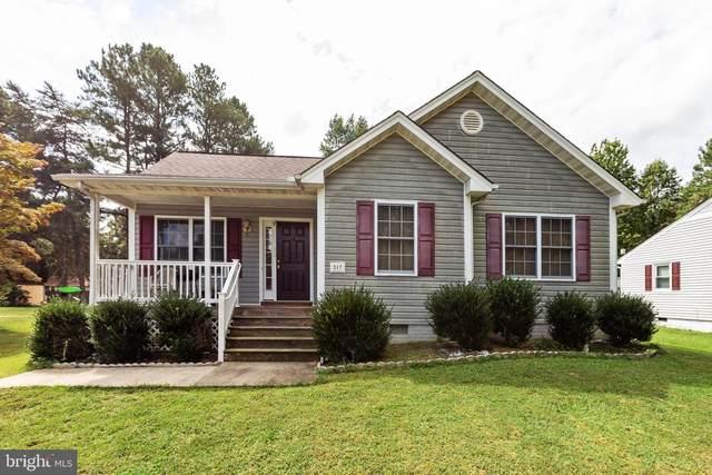 517 Smith Drive, RUTHER GLEN, VA 22546 (#VACV2000536) :: RE/MAX Cornerstone Realty