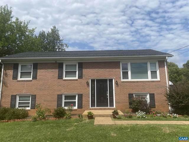 2309 Wakefield Rd, CHARLOTTESVILLE, VA 22901 (#622275) :: Compass