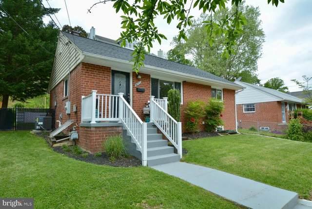 1404 S Buchanan Street, ARLINGTON, VA 22204 (#VAAR2005422) :: Nesbitt Realty