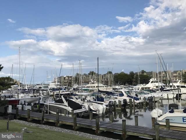 2102 Chesapeake Harbour Drive E T-2, ANNAPOLIS, MD 21403 (#MDAA2010568) :: CENTURY 21 Core Partners